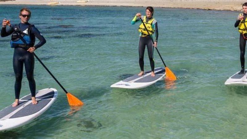 Activités nautiques avec Rêves de mer