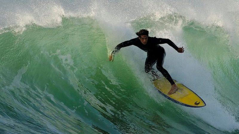 chambre d'hotes pour surfer en bretagne à la torche