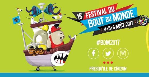 Festival du Bout du Monde 2017 chambre d hotes