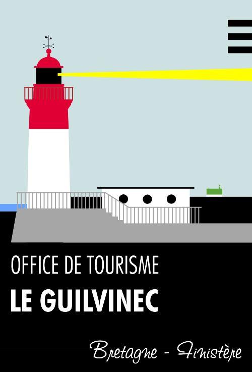 Chambres d'hôtes Finistère avec l'office de tourisme du Guilvinec